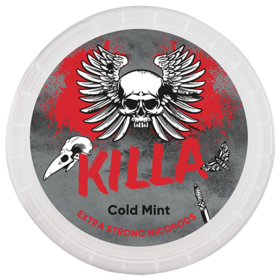 Killa Cold Mint Slim Extra Strong
