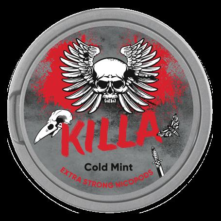 Killa Cold Mint Slim Extra Strong