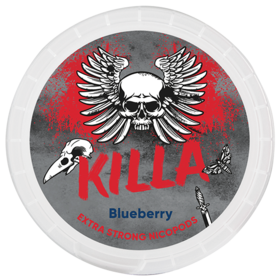 Killa Blueberry Slim Extra Strong