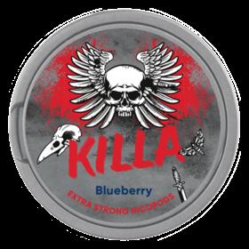 Killa Blueberry Slim Extra Strong