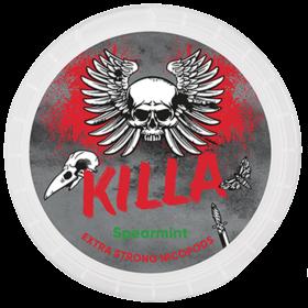 Killa Spearmint Slim Extra Strong