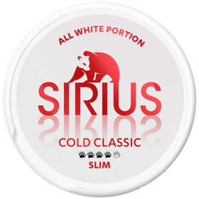 Sirius Cold Classic Slim Strong