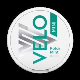Velo Polar Mint Mini Less Intense Nicotine Pouches