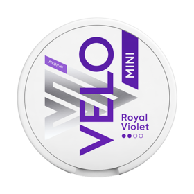 Velo Royal Purple Mini Light