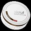 Skruf Super White Nordic Liquorice #4 Slim Extra Strong