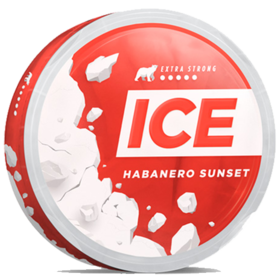 Ice Habanero Sunset Slim Extra Strong