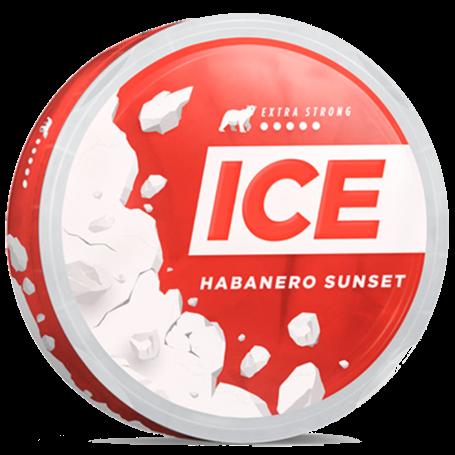 Ice Habanero Sunset Slim Extra Strong