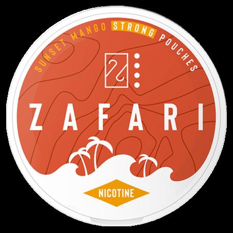 Zafari Sunset Mango Slim Extra Strong