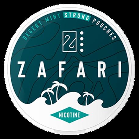 Zafari Desert Mint Slim Extra Strong