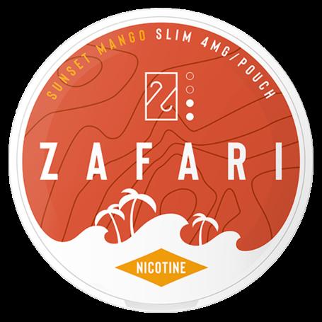 Zafari Sunset Mango Slim Normal