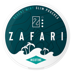 Zafari Desert Mint 4mg Slim Normal