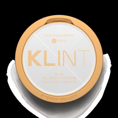 Klint White Mulberry Slim Normal