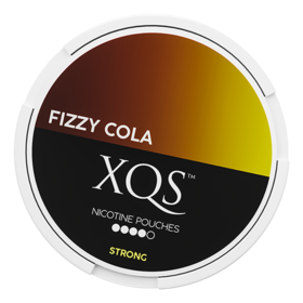 XQS Fizzy Cola Slim Strong