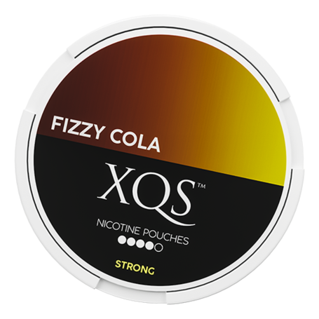 XQS Fizzy Cola Slim Extra Strong