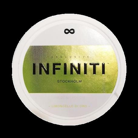 Infiniti Limoncello Di Oro Slim Extra Strong