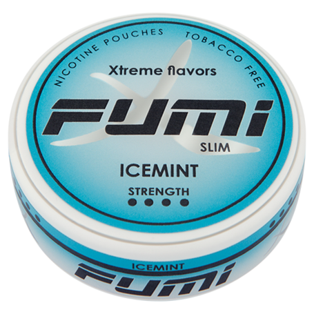 Fumi Icemint Slim Extra Strong