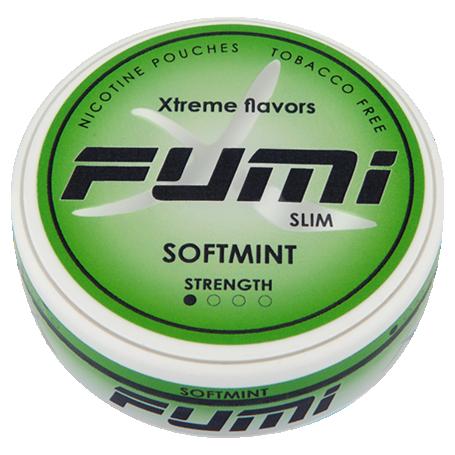 Fumi Softmint Slim Normal