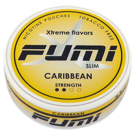 Fumi Caribbean Slim Strong