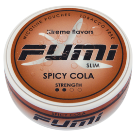 Fumi Spicy Cola Slim Strong