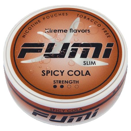 Fumi Spicy Cola Slim Strong