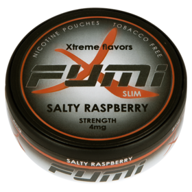 Fumi Salty Raspberry Slim Normal
