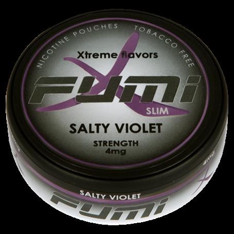 Fumi Salty Violet Slim Normal