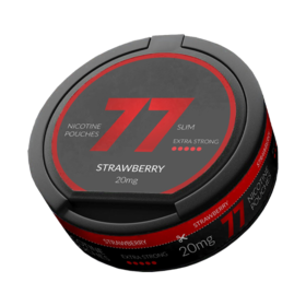 77 Strawberry Slim Extra Strong