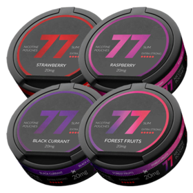 77 Berry & Fruit Mixpack