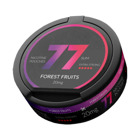 77 Forest Fruits Slim Extra Strong