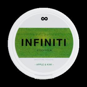 Infiniti Apple-Kiwi Slim Extra Strong