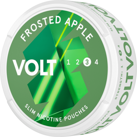VOLT Frosted Slim Apple Strong