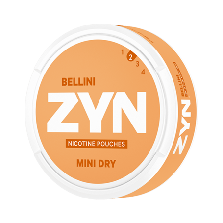 Zyn Dry Bellini Mini Light