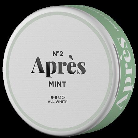 No.2 Après Mint Slim Normal