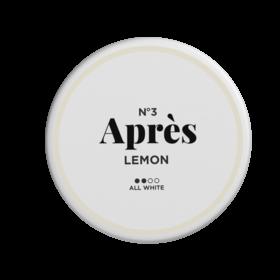 No.3 Après Lemon Slim Normal