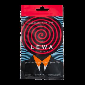 LEWA Liquorice/Raspberry Slim Nicotine Free Pouches