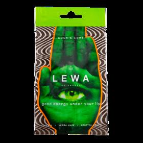 LEWA Cola/Lime Slim Nicotine Free Pouches