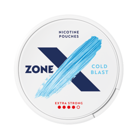 zoneX Cold Blast Slim Extra Strong