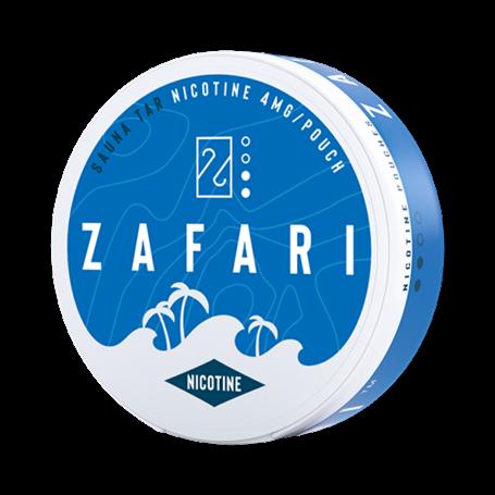 Zafari Sauna Tar 3,9mg Slim Normal