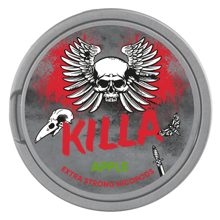 Killa Apple Slim Extra Strong