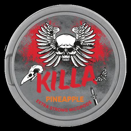 Killa Pineapple Slim Extra Strong