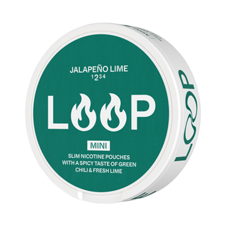 LOOP Jalapeno Lime Mini Strong