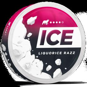 Ice Liquorice Razz Slim Strong