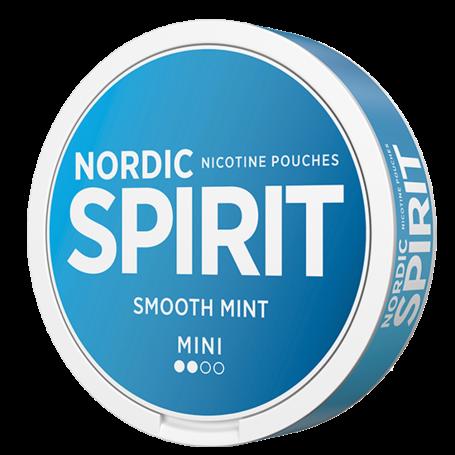 Nordic Spirit Smooth Mint Mini Kevyt Nikotiinipussit