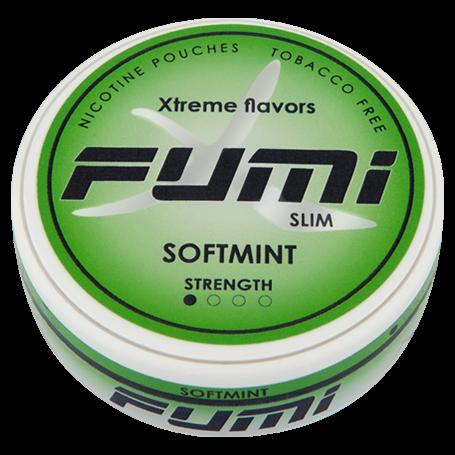 Fumi Softmint Slim Normaali