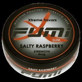 Fumi Salty Raspberry Slim Normaali