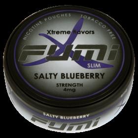Fumi Salty Blueberry Slim Normaali