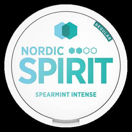 Nordic Spirit Spearmint Intense Slim Normal