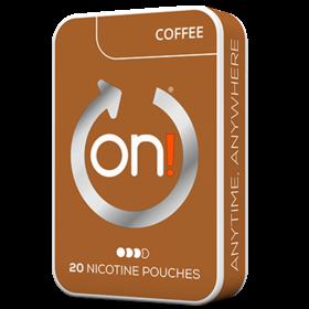 On! Coffee 6 mg Mini Strong