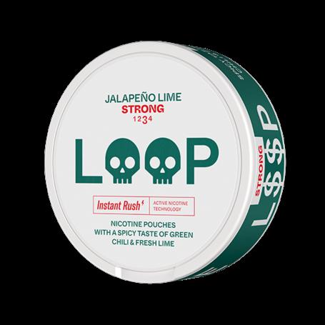 LOOP Jalapeno Lime Slim Strong