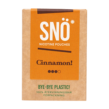 SNÖ Cinnamon All White Normal
